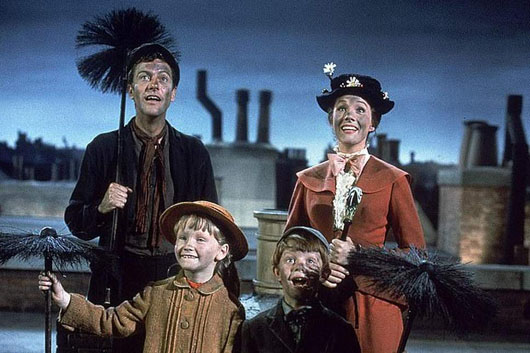 'Stupidest NY Times article of all time': Mary Poppins chimney sweeps dance 'racist'