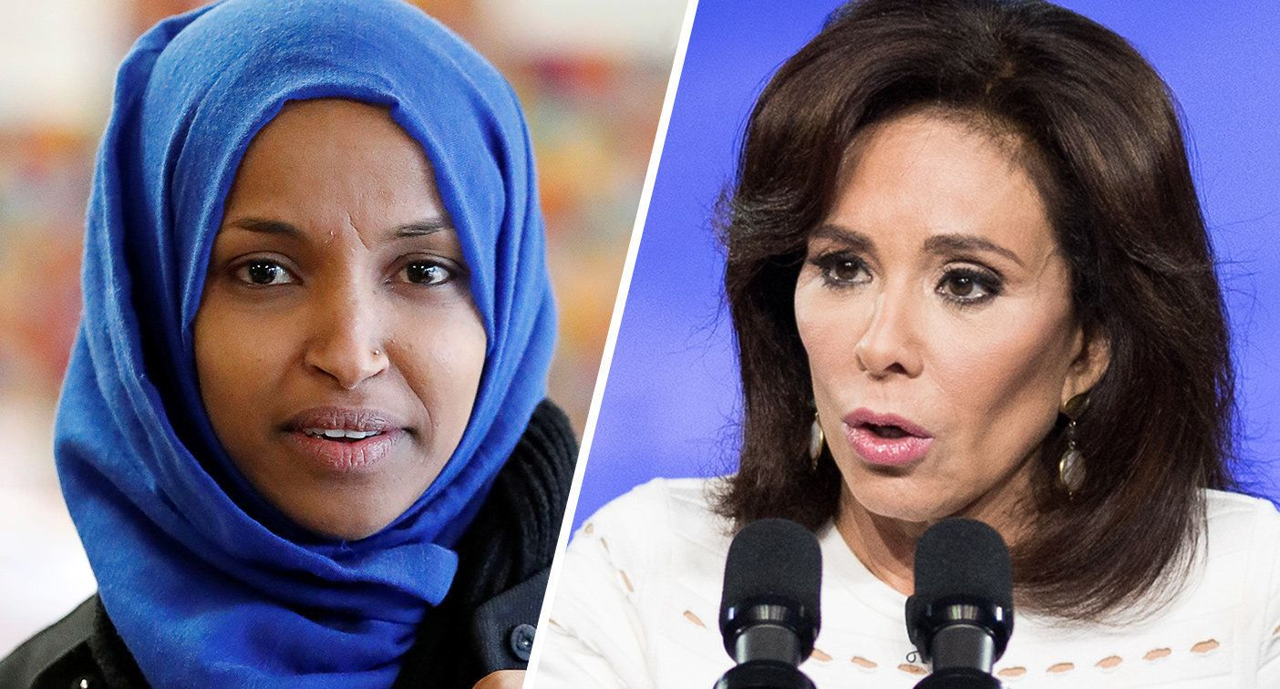 Remember CAIR? Militant Muslim lobby championed Rep. Omar, helped silence Jeanine Pirro
