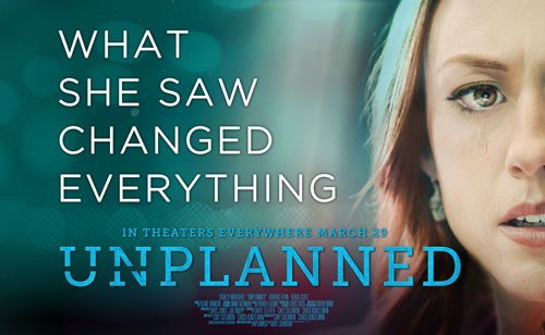 Star of 'Unplanned' hopes pro-life movie will change hearts, minds