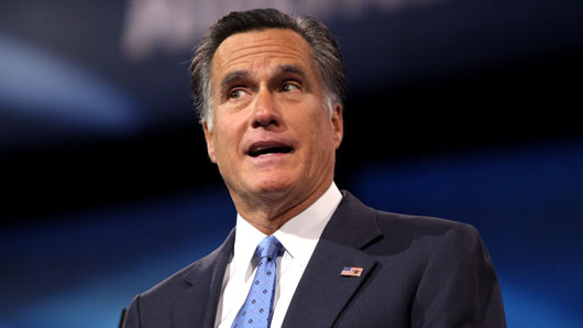 They're back: 2020 race brings out Romney and other Never Trumpers