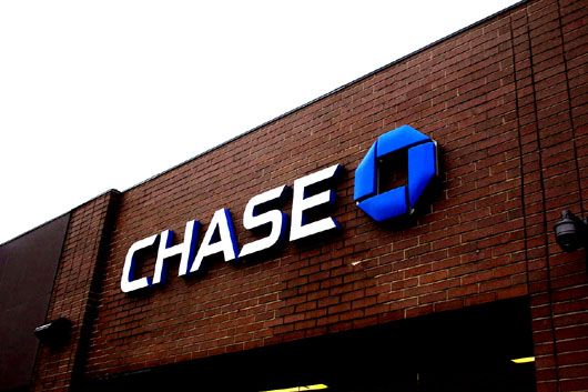 A few questions for Chase bank, if they don't mind terribly much