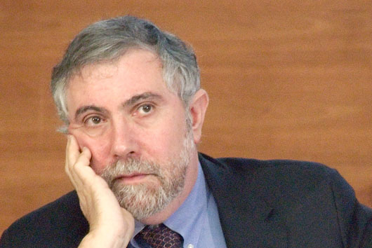 Remember the post-Trump economic 'disaster' predicted by the NY Times' Krugman?