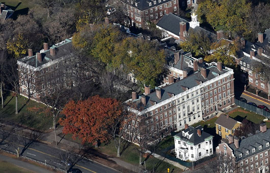Is there any stopping the lawless insanity at Harvard University?