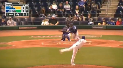 Minor league player who broke up no-hitter with bunt gets death threats