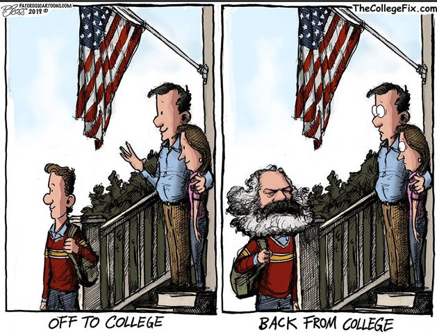 Higher education, lower expectations