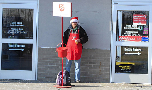The Left hates the Salvation Army; That's all you need to know about the Left