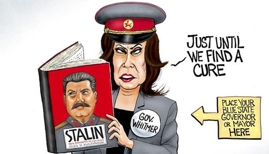 Back in the USSR, you don't know how lucky you are . . .