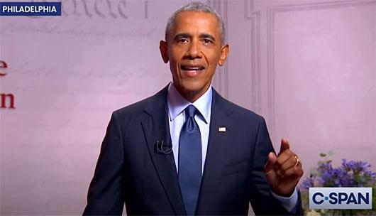 A demagogue named Barack Obama: Targeting his successor, he tarnished himself