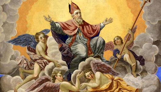 Saint Nicholas, the giver of secret gifts, fought to end child sacrifice and pagan sexual immorality