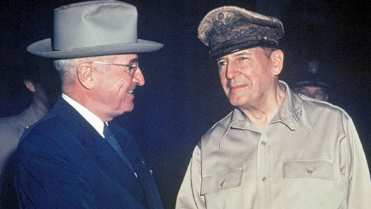 MacArthur nailed it: 'There can be no compromise with atheistic communism'