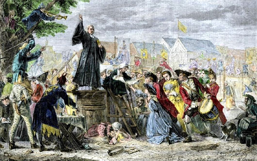 Will a 'black robed regiment' again defend inalienable rights endowed by our Creator?