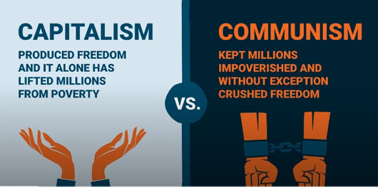 How moral is the ongoing communist transformation of the USA?