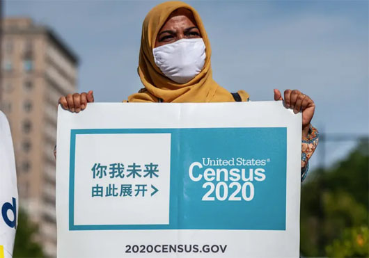 Why did Biden's Census Bureau add 2.5 million more residents to blue-state population count?