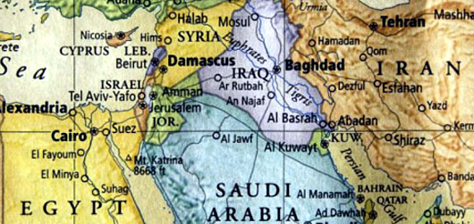 Why the Middle East conflict has nothing to do with land