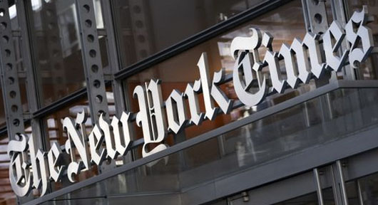 Media-induced derangement? Here's proof from NY Times readers